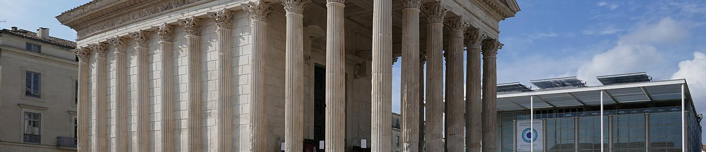 Maison Carrée de Nîmes : un bout d'histoire dans le Gard