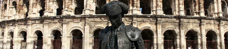 Visiter les arènes de Nîmes en séjournant à l'Esquielle