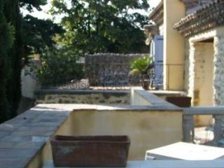Chambre balcon sur terrasse